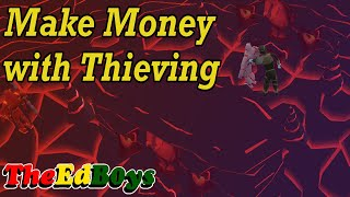 OSRS Make Money with Thieving | Thieving Money Making Guide
