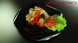 Овощное рагу в мультиварке видео рецепт для Redmond RMC M4504