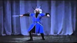 Немцы были в шоке  Вот так танцуют истинные Аланы  Осетины ! ! ! !