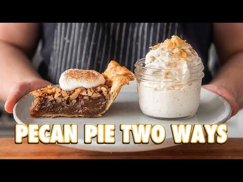 the-easiest-pecan-pie-ever-(2-ways)