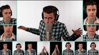 Repeat youtube video Taylor Swift - Trouble & Justin Bieber - Mike Tompkins A Capella Mashup
