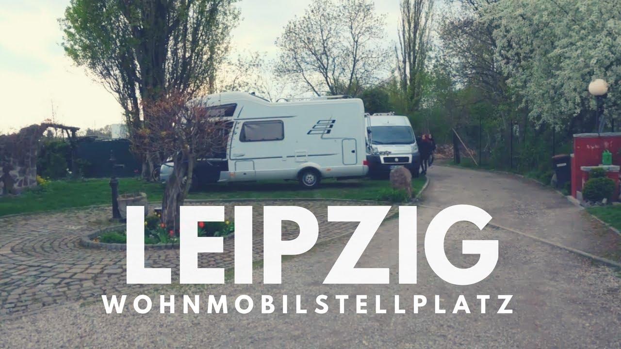 Leipzig Wohnmobilstellplatz