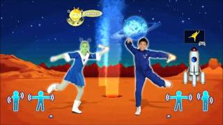 Just Dance Kids 2014 Interstellar Simon