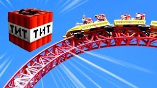 TNTが多すぎな遊園地のジェットコースター! 【Twitter】https://twitter.com/odakento_1 【ローラーコースターpart1】→https://www.youtube.com/watch?v=fAknTco1bsw ...