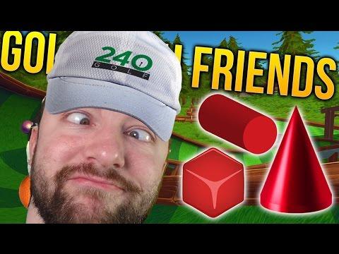 WACKY BALLS! | Golf With Friends