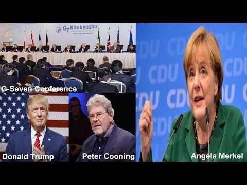 যুক্তরাষ্ট্রের বিরুদ্ধে কিছু করার ঘোষণা জার্মান মার্কেলের ! G-7 সম্মেলন: পশ্চিমা বিশ্ব ভাগের ইঙ্গিত