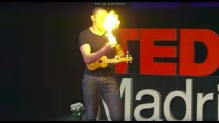 Cómo ser un gran artista   Héctor Mancha   TEDxMadrid