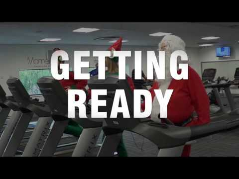 Santa's getting ready for Christmas - Are you?