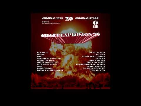 Chart Explosion '76 (THE BEST ALBUMS K-TEL NEVER MADE)
