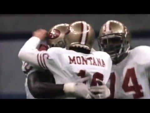 Jan. 28, 1990: Super Bowl XXIV Highlights