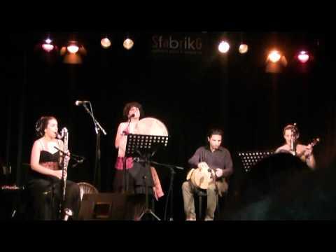 "Sormeh performing ""Dilmano, Dilbero"" and ""Marijo, Marijke"""
