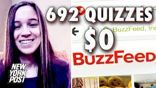 Top Buzzfeed Quiz Maker on Not Getting Paid and the Mass Layoffs | New York Post