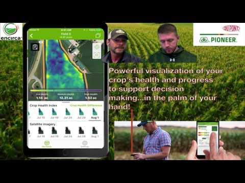 Encirca Services:  Satellite Imagery!