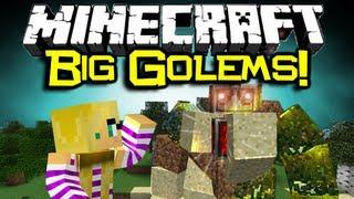 minecraft-big-golem-mod-spotlight-mo-39-creatures-epic-mobs-minecraft-mod-showcase