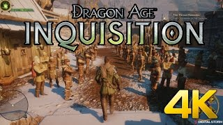 Dragon Age: Inquisition 4K Max Graphics