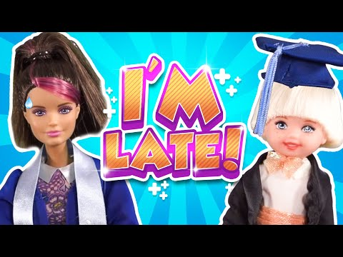 Barbie - Skipper's Graduation | Ep.194