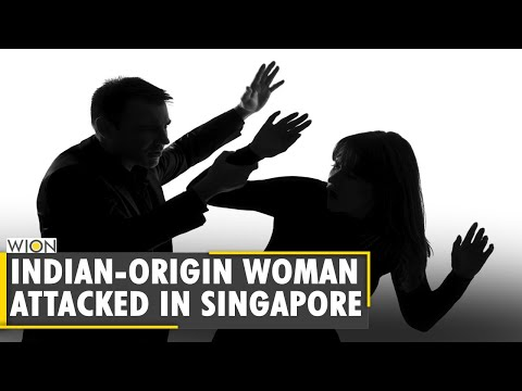 Singapore: Indian-origin woman allegedly kicked and racially abused by Chinese man | English News