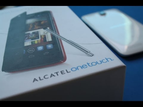 Alcatel One Touch Scribe HD - Do It For Me (Dual-SIM // 8008D)