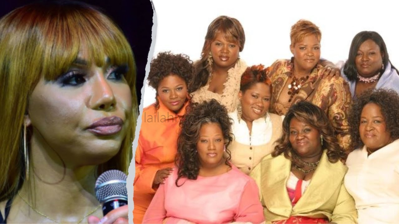 Gospel Legends The Pace Sisters READ Tamar For Her Shady Wig Comment