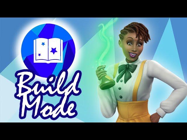 REALM OF MAGIC! - 2. rész, Build Mode | The Sims 4