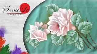 Aula 3 – Rosas e fundo