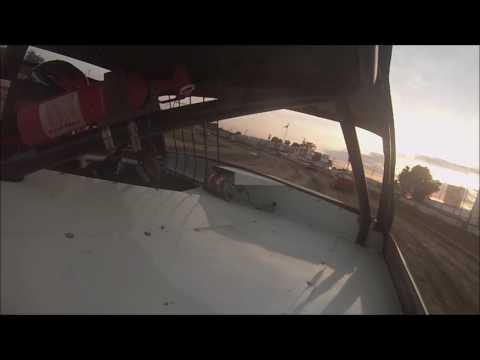 Fremont Speedway Dirt Truck Heat 6-11-2016