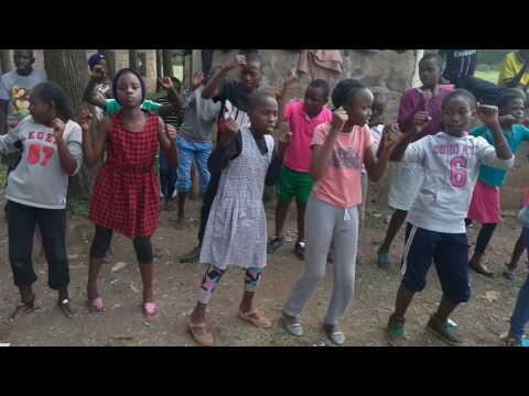ZIGWEMBE DANCE N.R.C.A KIDS