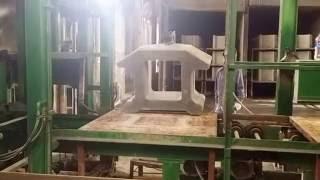 축조블럭 block machine 호안블럭