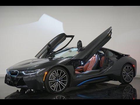 2019 BMW i8 Facelift - Walkaround in 4K