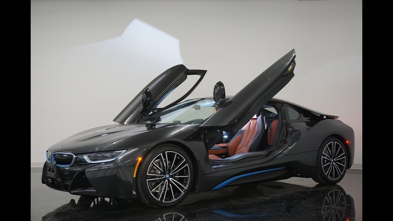 2019 bmw i8 facelift - walkaround in 4k