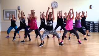 Natalie (Fitness dance) Vamonos pa la calle -Merengue
