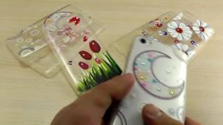 ОБЗОР: Красивый Силиконовый Чехол-Накладка для Xiaomi Redmi Note 4 со Стразами(Цена и наличие тут: http://elektroboom.com.ua/xiaomi-redmi-note-4/krasiviie-silikonoviie-chexol-nakladka-dlya-xiaomi-redmi-note-4-so-strazami.html Все ..., 2016-12-02T12:19:11.000Z)