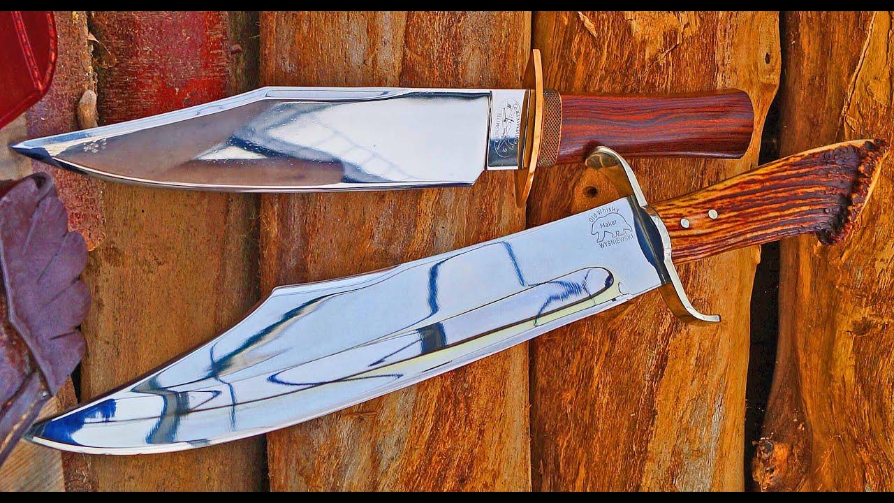 jake 39 s bowie knives top twenty 2015 custom messer solingen international fighter hunting youtube. Black Bedroom Furniture Sets. Home Design Ideas