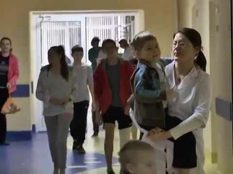 В травмопункт Могилёвской детской больницы всё больше обращений с покусами. 26 11 2014  2