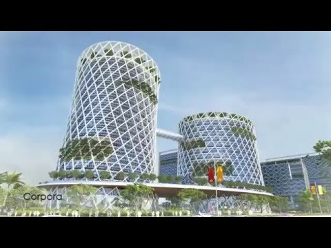 ITC - Proposed Mixed Use Development - India