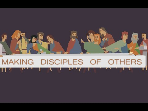 Program 4: Making Disciples of Others