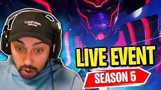 😱😨 Das größte FORTNITE EVENT ALLER ZEITEN | Fortnite Chapter 2 Season 5 Live Event