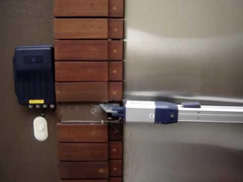 Puertas automaticas vector200 youtube - Brazos puertas automaticas ...