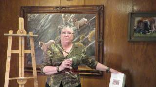 Introduction to Jan Martin McGuire and her Creative Jumpstart