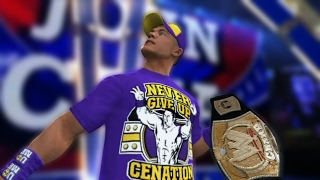 How to Unlock John Cena's Purple Attire on WWE 12 (Updated)