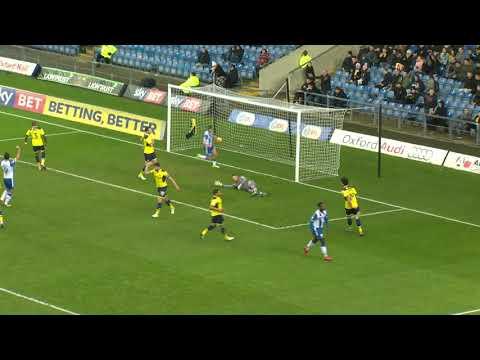 Oxford U v Wigan