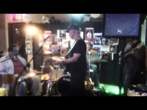 The Cafe Charlie Mad Monday Blues Jam - 1-19-15 with Mike Delaney