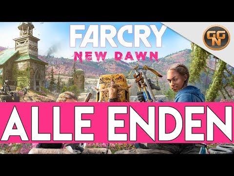 Far Cry New Dawn Guide - Alle Enden - Gutes Ende - Schlechtes Ende