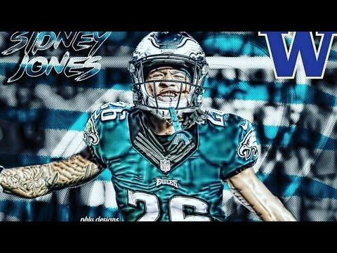 Welcome To Philly || Sidney Jones Highlights ᴴᴰ