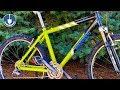 I Painted The Mystery Bike