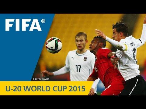Austria v. Panama - Match Highlights FIFA U-20 World Cup New Zealand 2015
