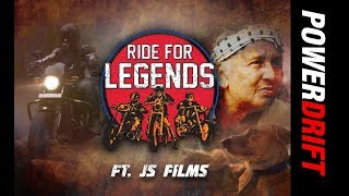"Ride For Legends Ep. 2: ""A Dog"