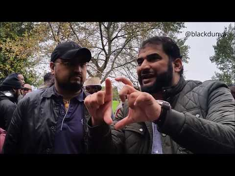 VEGETARIAN SIKH TROLL USES CONTROVERSIAL ANOLOGY FOR SHIA | ADNAN RASHID | SPEAKERS CORNER