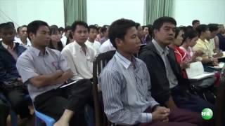 RFA Myanmar Update on 16 September 2013, RFA Burmese TV 2013 September 16