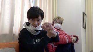 YouTube動画:【時計…?】としみつ、謎のアレルギー発症の巻